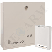 Interlogix NetworX NX-8E Cellular GSM Security System