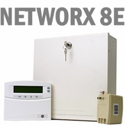 Interlogix NetworX NX-8E Hardwired Security Systems