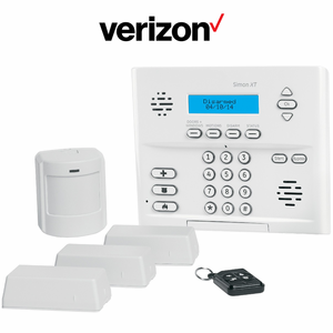Interlogix Simon XT Cellular CDMA Wireless Security System (for Verizon Network)