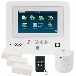 Interlogix Simon XTi-5 Cellular 3G Wireless Security System (for T-Mobile Network)