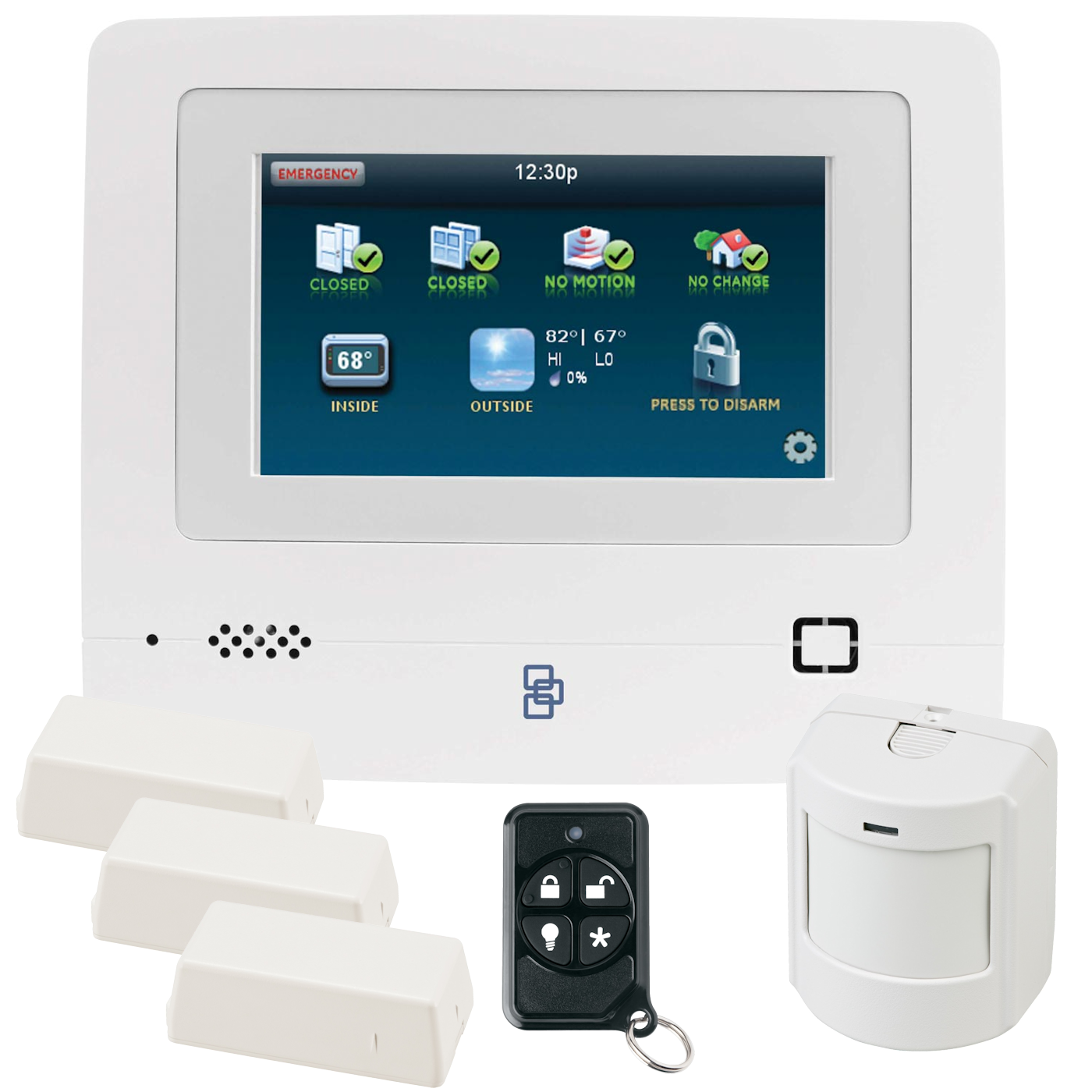 Interlogix Simon Xti 5 Landline Wireless Security System