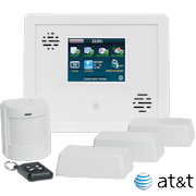 Interlogix Simon XTi Cellular 3G Wireless Security System (for AT&T Network)