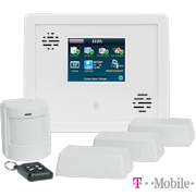 Interlogix Simon XTi Cellular 3G Wireless Security System (for T-Mobile Network)