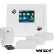 Interlogix Simon XTi Cellular CDMA Wireless Security System (for Verizon Network)