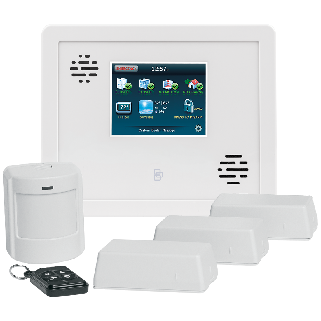 Interlogix simon xti landline wireless security system solutioingenieria Image collections