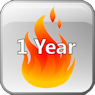 GeoArm 1-Year Fire Alarm Monitoring Services