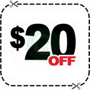 Coupon Code for $20 Off!