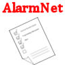 Honeywell AlarmNet Internet Alarm Monitoring Form