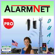 Honeywell AlarmNet Total Connect Dual Interactive Monitoring Services