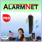 Honeywell AlarmNet Total Connect Internet Interactive Monitoring Services