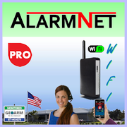 Honeywell AlarmNet Total Connect WiFi Interactive Monitoring Services