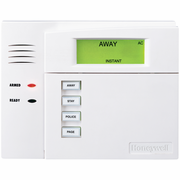 Honeywell Fixed-English Hardwired Alarm Keypads