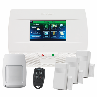 honeywell lynx touch wireless security systems geoarm security. Black Bedroom Furniture Sets. Home Design Ideas