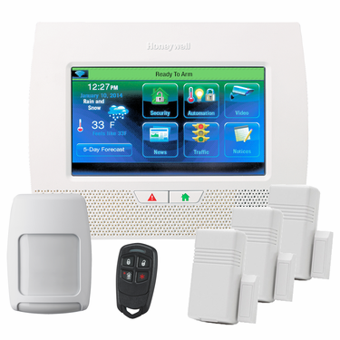 Honeywell Lynx Touch L7000 Wireless Security Systems