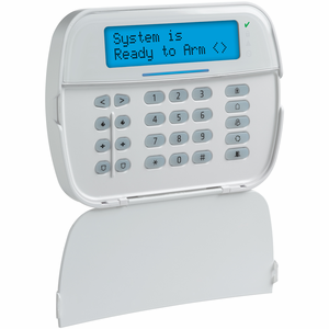 HS2LCDWFP9 - DSC Full-Message LCD Wireless Alarm Keypad w/Built-In PowerG Transceiver and Prox Support (for PowerSeries Neo Control Panel)