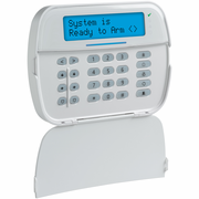 HS2LCDWFPV9 - DSC Full-Message LCD Wireless Alarm Keypad w/Built-In PowerG Transceiver, Prox Support and Voice Prompting (for PowerSeries Neo Control Panel)