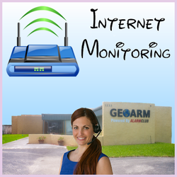 Internet Alarm Monitoring