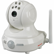 IPCAM-PT2 - Honeywell AlarmNet Wireless Pan/Tilt IP Security Camera