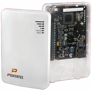 IPD-BAT - IpDatatel Universal Broadband Internet Alarm Communicator