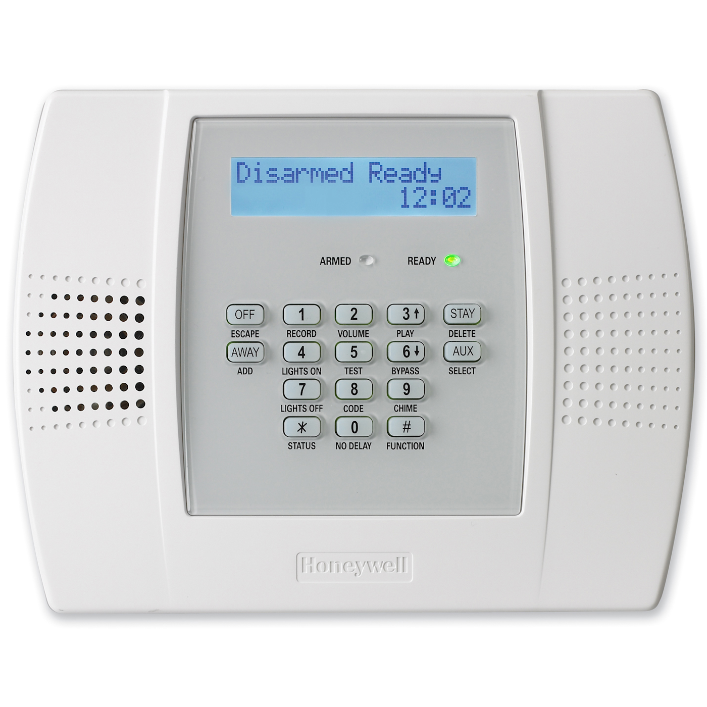 l3000 honeywell lynx plus wireless alarm system control panel rh geoarm com Honeywell 3000 Controller Manual Honeywell 3000 Controller Manual