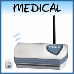 Medical PERS Alarm Monitoring Brands
