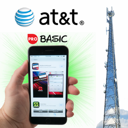 Napco Cellular Interactive Basic Level Alarm Monitoring Services (for AT&T Network)