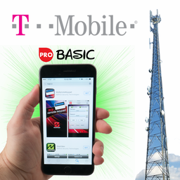 Napco Cellular Interactive Basic Level Alarm Monitoring Services (for T-Mobile Network)