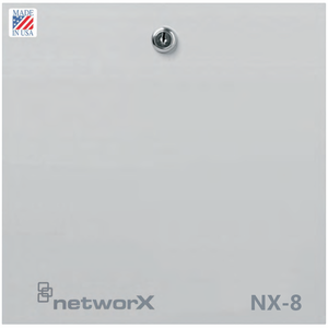 NX-8 - Interlogix NetworX Alarm Control Panel