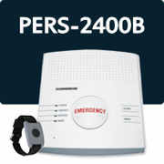 PERS-2400B - Linear Medical Emergency Alert PERS System (w/Two-Way Voice)