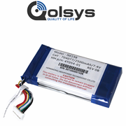 Qolsys Alarm Batteries