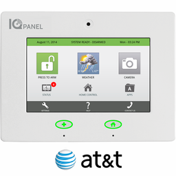 Qolsys IQ Panel for AT&T HSPA Network (QS-9014-840-00-02)
