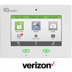 Qolsys IQ Panel for Verizon CDMA Network (QS-9004-VRZ)