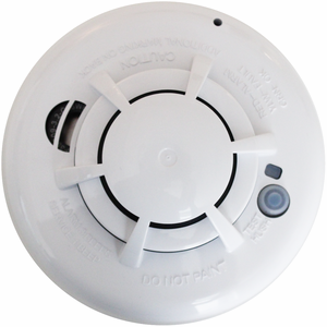 Qolsys IQ Wireless Smoke and Heat Detector (QS-5110-840)