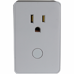 Qolsys IQ Wireless Z-Wave Outlet (QS-QZ2130-840)