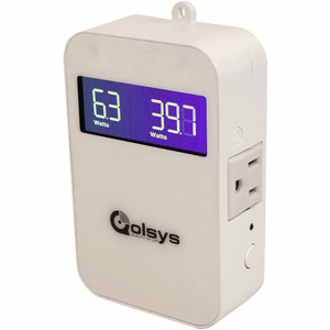 Qolsys IQ Wireless Z-Wave Smart Socket (QS-2100-P01)