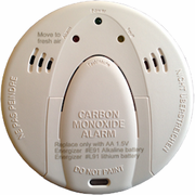 Qolsys Wireless Carbon Monoxide Detectors