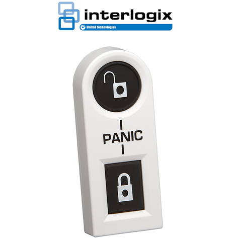 RE151 - Resolution Products Wireless Interlogix Hidden Panic Alarm