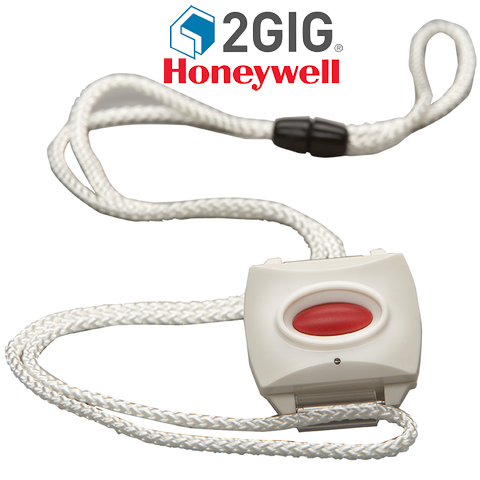 Re203 Alula Wireless Panic Alarm Pendant For 2gig Honeywell