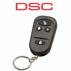 RE300 - Resolution Products Wireless Remote Keyfob (for DSC)