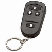 RE600 - Resolution Products Wireless 4-Button Remote Keyfob (Cryptix-Encrypted)