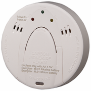 RE613 - Resolution Products Wireless Carbon Monoxide Detector (Cryptix-Encrypted)