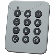 RE652 - Resolution Products Wireless Secondary PINpad Keypad (Cryptix-Encrypted)