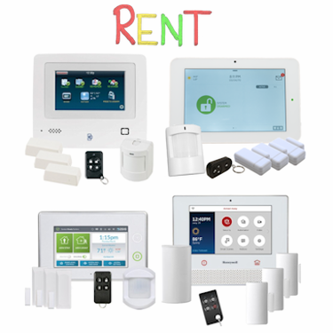 Rent-to-Own Security System Forms