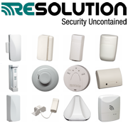 Resolution Products Cryptix Wireless Sensors
