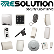 Resolution Wireless Security Products