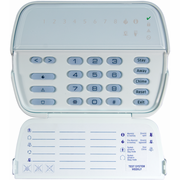RFK5508 - DSC PowerSeries 8-Zone LCD Picture ICON Alarm Keypad & Integrated Wireless Receiver
