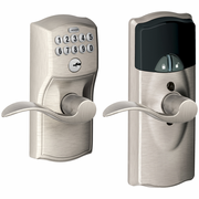 Schlage Z-Wave Wireless Keypad Lever Lock (FE599)