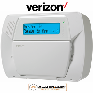 SCW457AVZNT - DSC Impassa Wireless Alarm.com Control Panel (for Verizon CDMA Network)