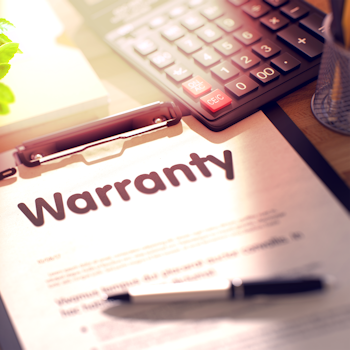 View Security Product Warranties