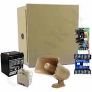 SIRENKIT-OD - Honeywell Outdoor Siren Kit (for LYNX Control Panels)